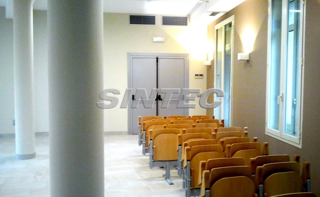 Puerta acústica TCM