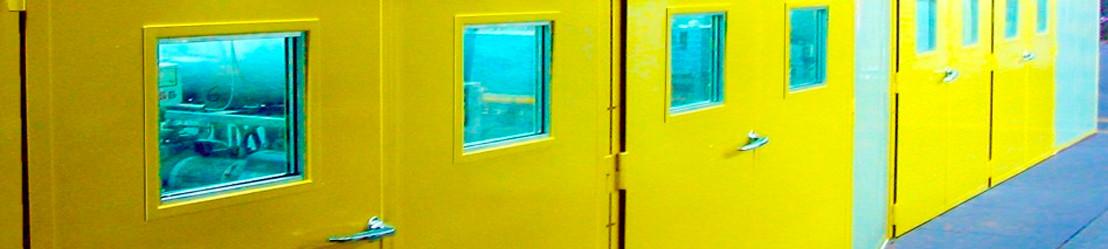 Puertas acústicas AISFÓN PI
