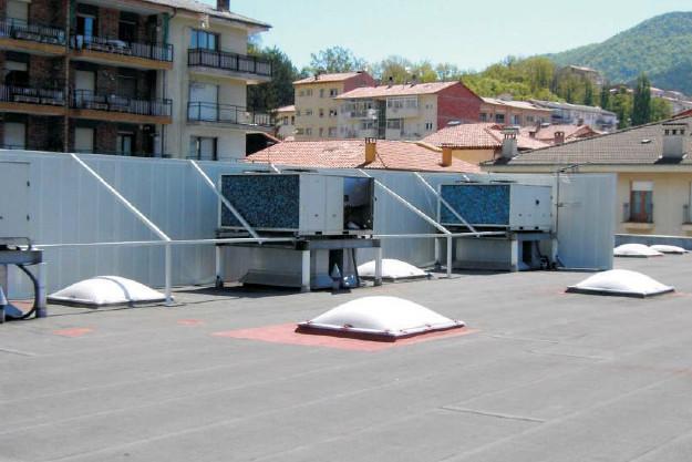 Aisfón, paneles acústicos modulares para la construcción de cabinas y pantallas acústicas