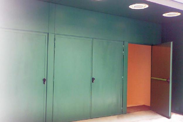 Las puertas de diseño y fabricación propias de SINTEC