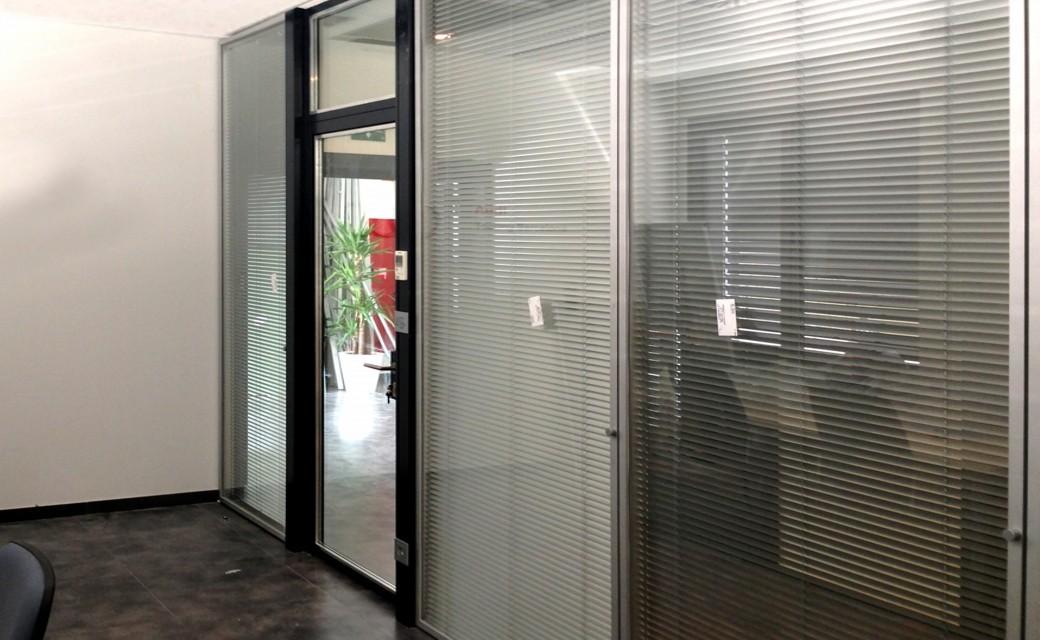 Puertas acústicas y visores