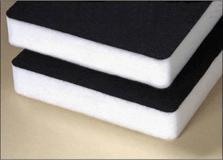Material absorbente de sonido acustitec sintec - Material de insonorizacion ...