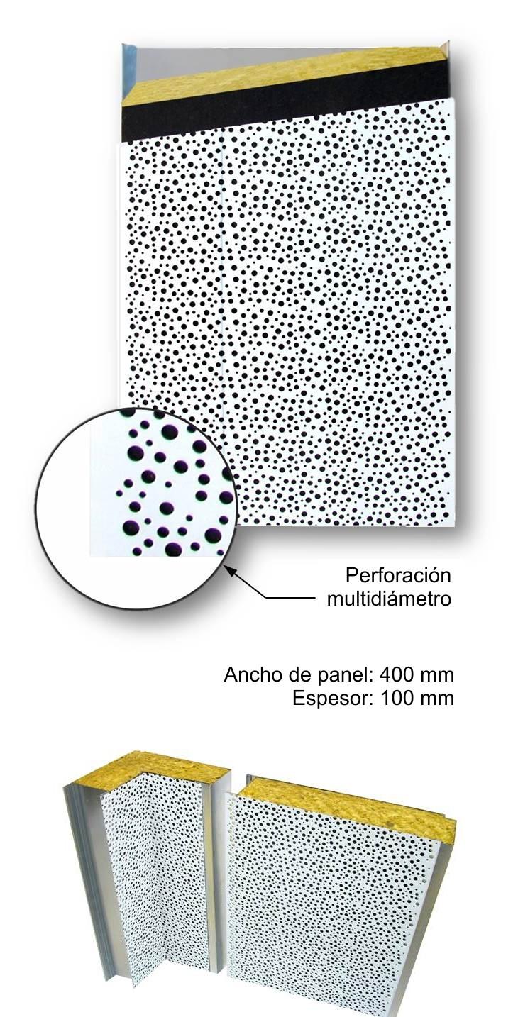 Panel AISFÓN 100
