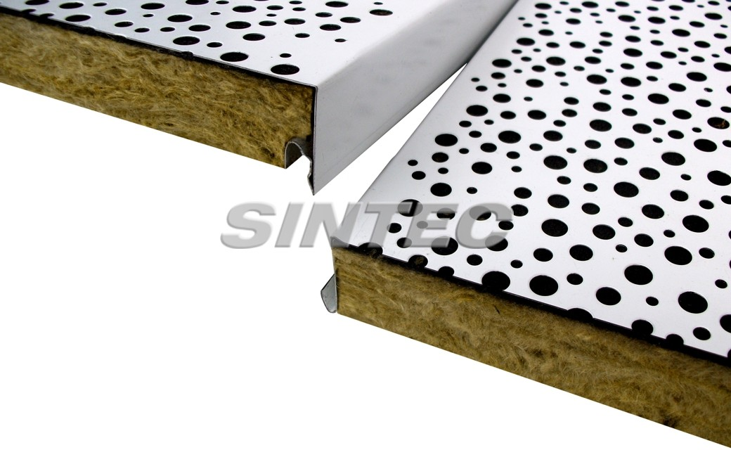 Paneles absorbentes AISFÓN