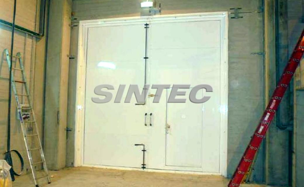 Puertas acústicas TC2