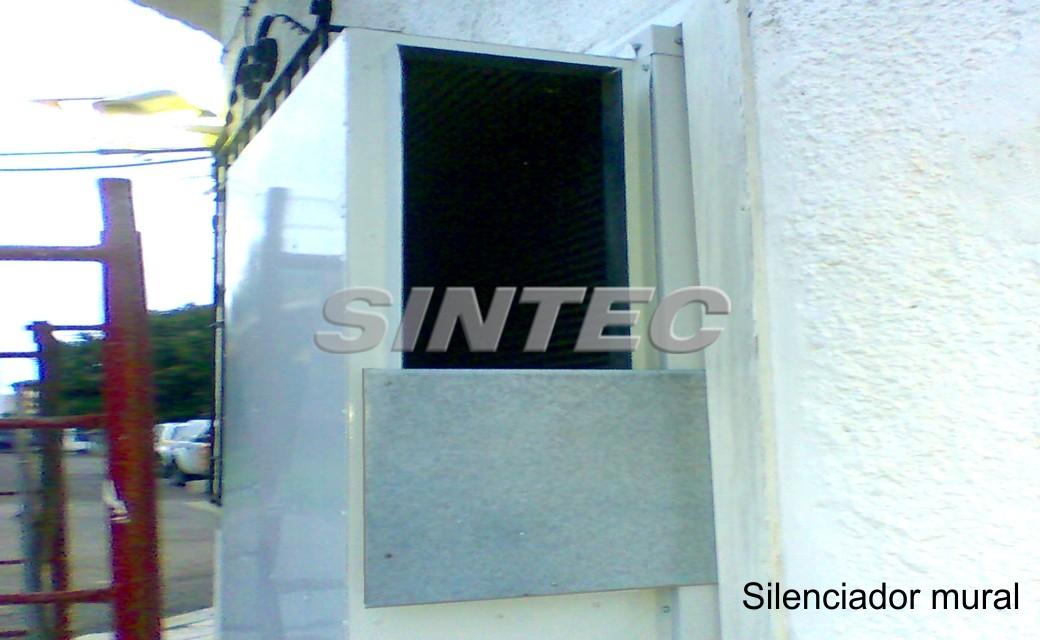 Silenciadores acústicos especiales