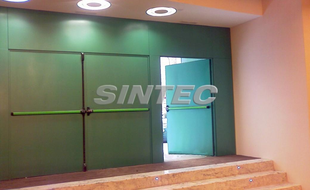 Puertas acústicas TC1