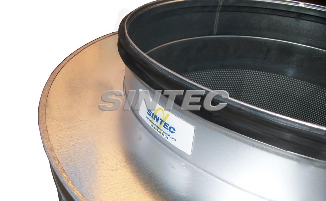 Silenciadores cilíndricos SCS-SCN
