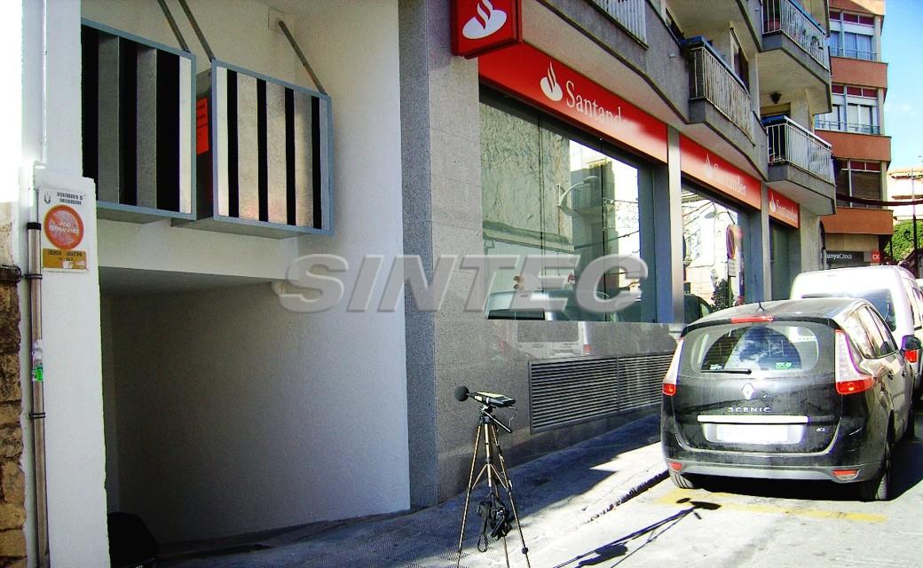 Oficina de proyectos ingenier a sintec insonorizaci n for Ono oficinas