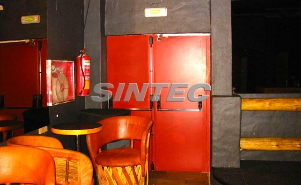 Puertas acústicas TC3